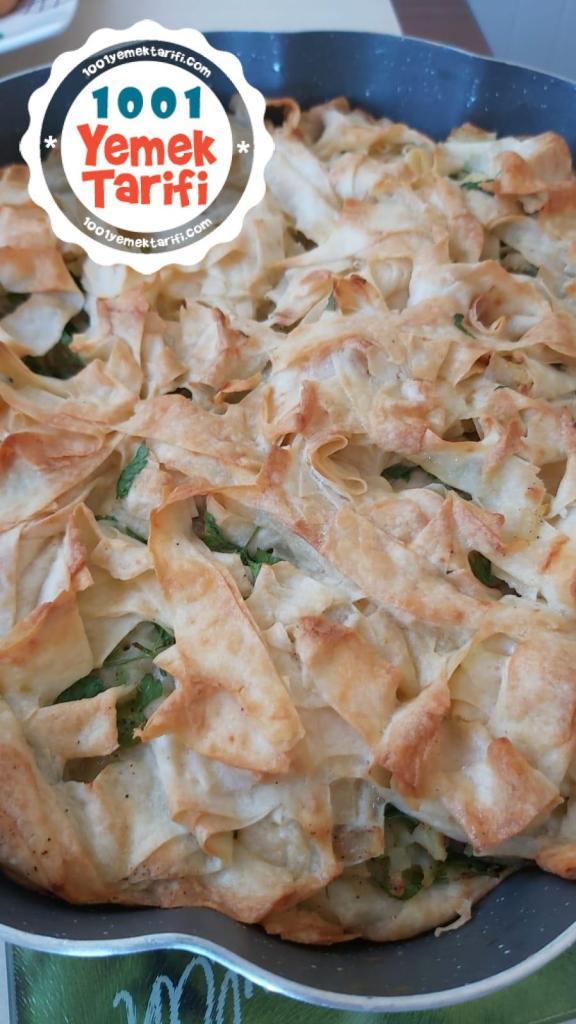 Börek Tarifi-su böreği nasıl yapılır