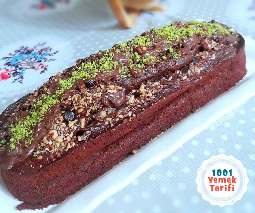cikolatali baton kek tarifi-kek yapimi-kek nasil yapilir-kac kalori-nefis-1001yemektarifi-kolay