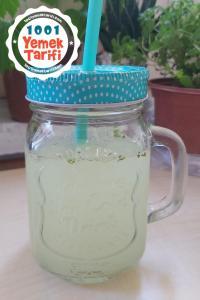 Ev yapımı starbucks Cool Lime Yapımı