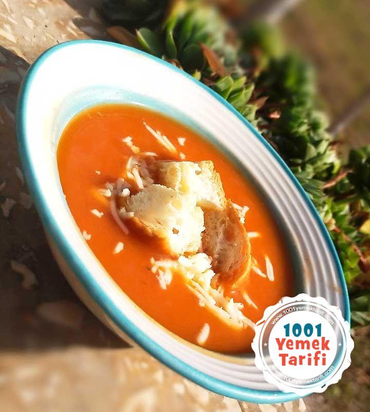 domates corbasi tarifi-yapimi-nasil yapilir-kac kalori-nefis-kolay-1001yemektarifi