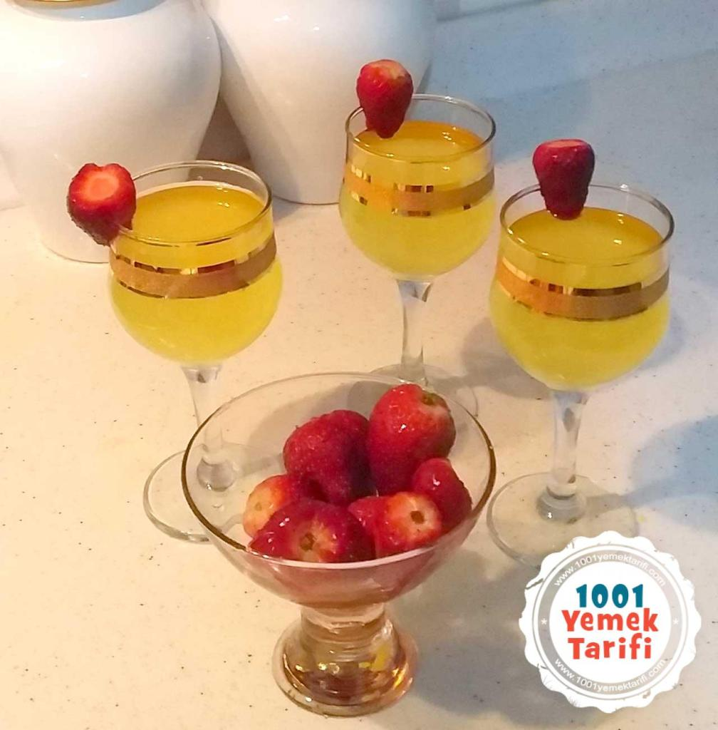 limonata tarifi-ev yapimi nefis limonata nasil yapilir-yapimi kac kalori