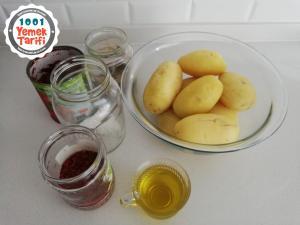 Fırında Patates Mantısı Tarifi