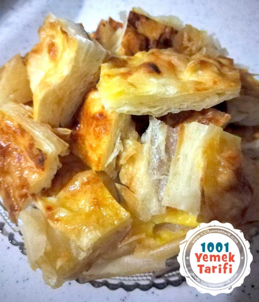 peynirli borek tarifi-borek yapimi-nasil yapilir-kac kalori-1001yemektarifi