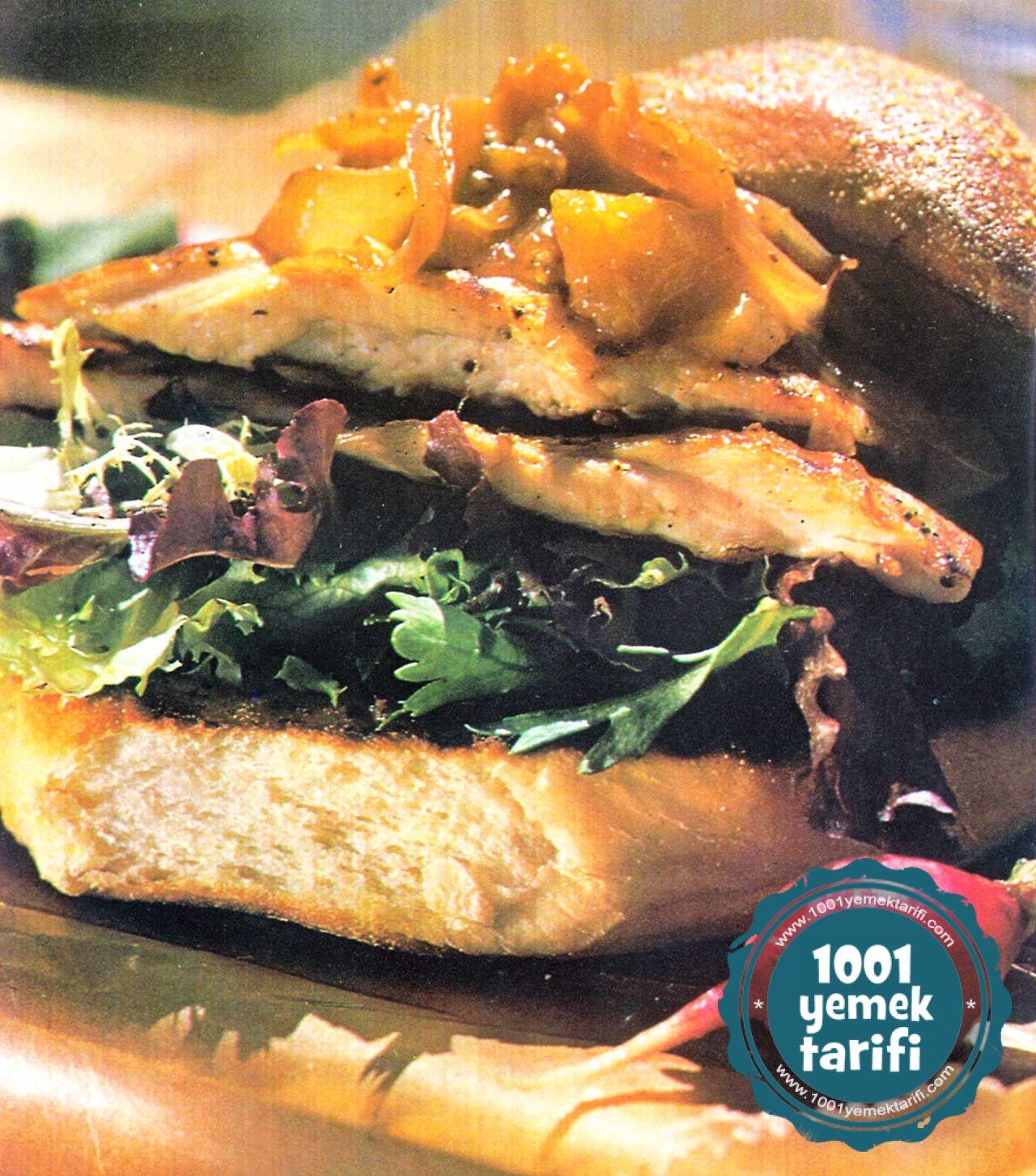 pilicli sandvic tarifi-yapimi-kolay kac kalori-nasil yapilir-nefis-1001yemektarifi
