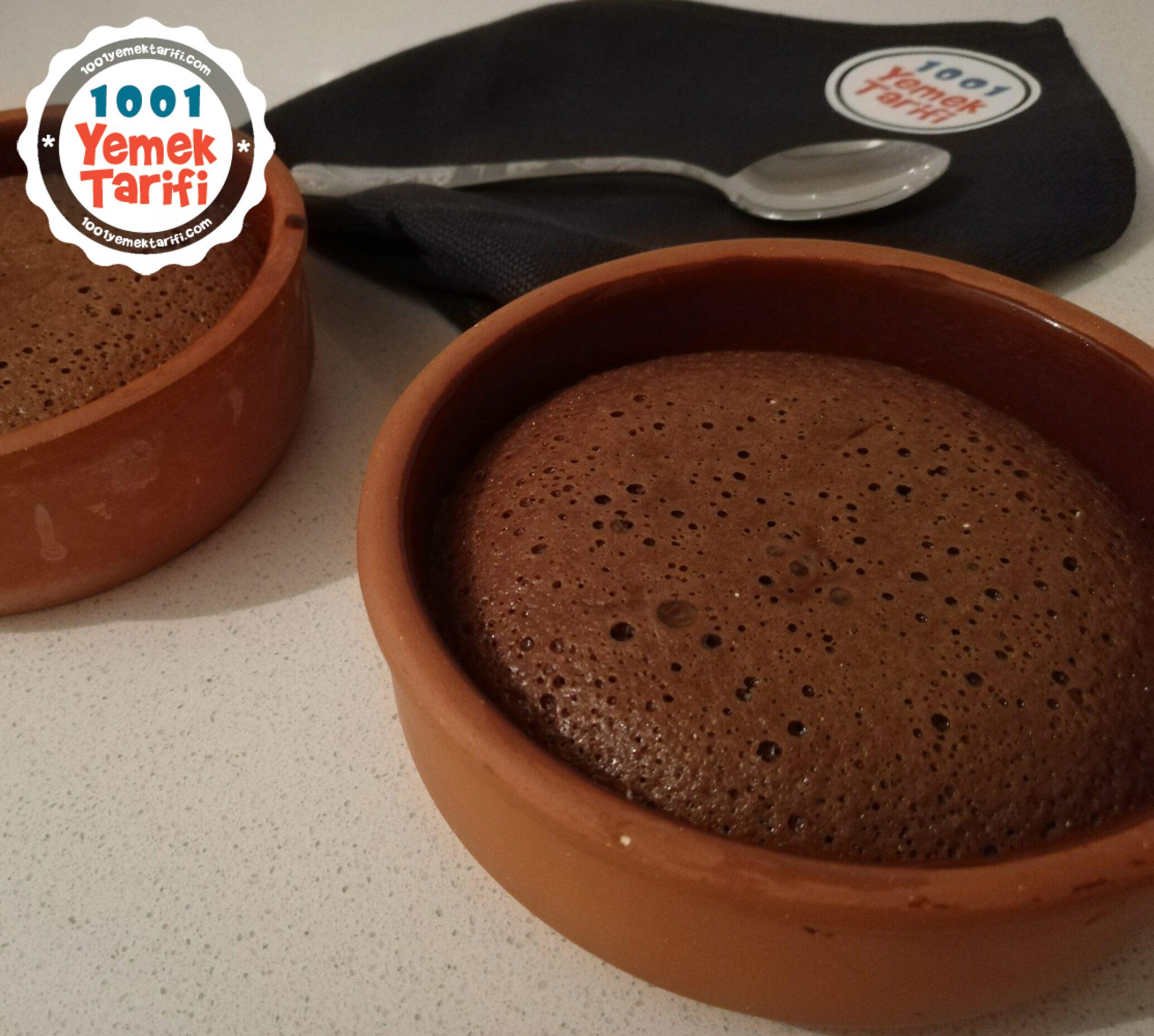 Nefis Çikolatalı Sufle Tarifi-nasıl yapılır-kaç kalori-tatlı yapımı