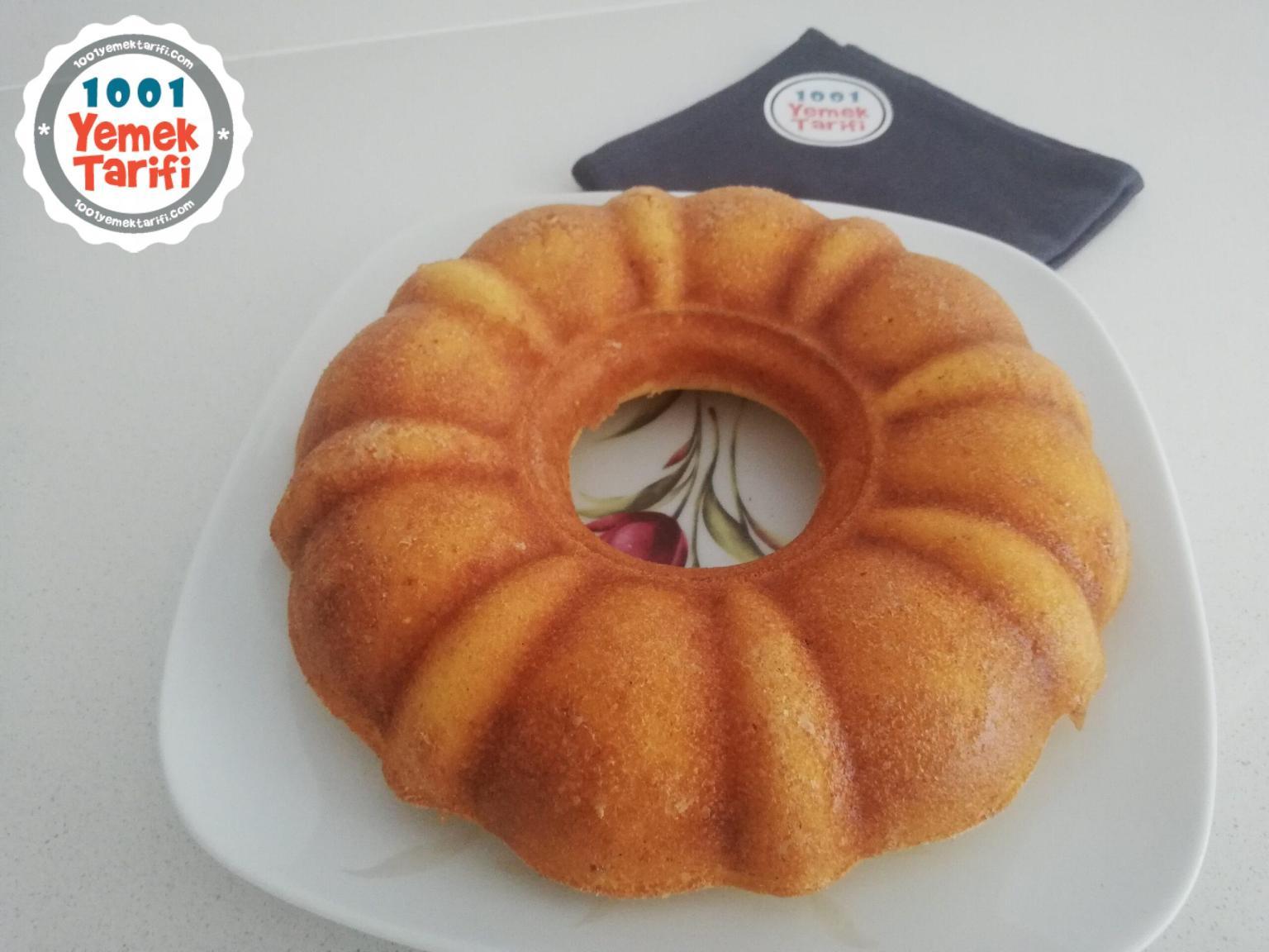 Mısır Unlu Çörek Tarifi-tuzlu kek tarifi nasıl yapılır