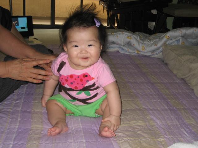 Baby Olivia.5.2.09 532