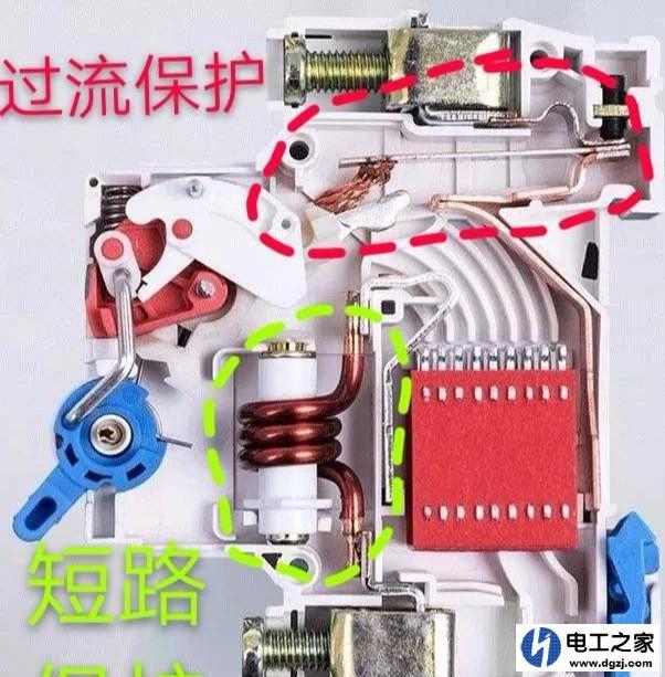 家庭中配電箱總開關跳閘的原因_電工基礎知識_電工技術-電工最常見電路