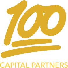 100 capital partners logo