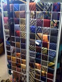 Storage Racks: Necktie Storage Racks
