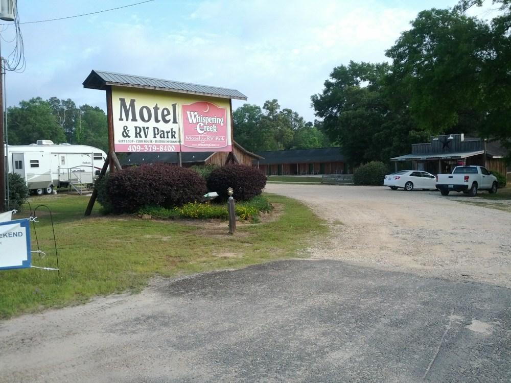 Day 35 - Newton, TX to Woodville, TX (1/2)
