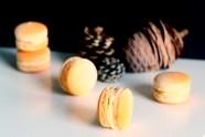Maple Walnut Macarons
