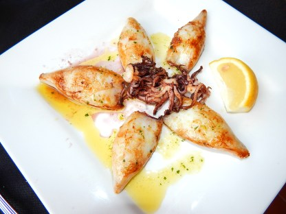 Best Meal: Casa Clara Restaurant, Castelló d'Empúries, Spain
