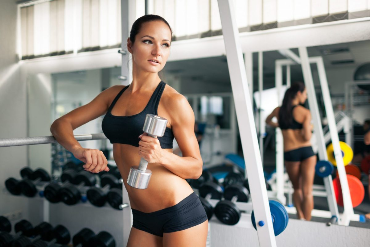 Combining Fitness With Health