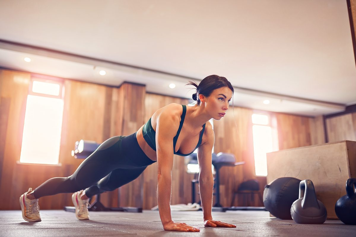 The Best 8 Exercises to Lose Weight at Home