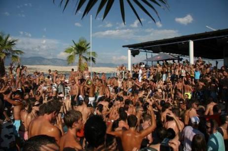 Studenckie wyjazdy obóz w Chorwacji