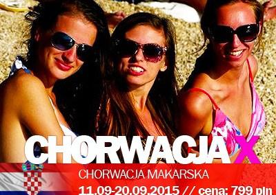 pożegnanie z wakacjami  Chorwacja xXx
