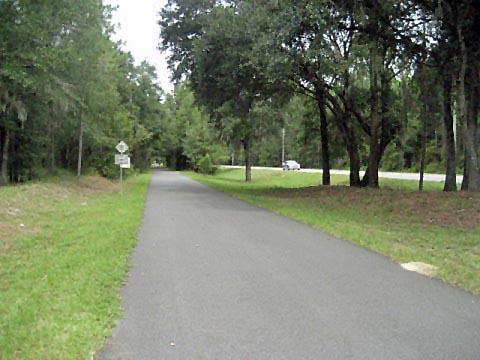 Tallahassee-St. Marks Historic Railroad State Trail. Florida Panhandle Biking. E-Z Map. 15+ Photos.