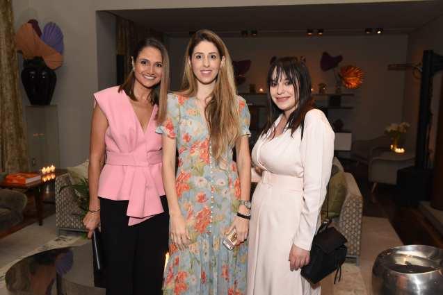 Cris Rudge, Paula Mello e Antonia Petta (2)