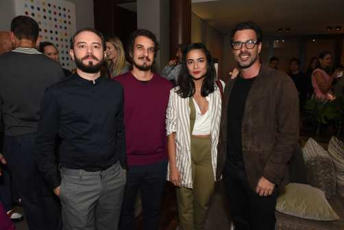 Jeff Ares, Thiago Cavalli, Aline Cury e Luciano Ribeiro (1)