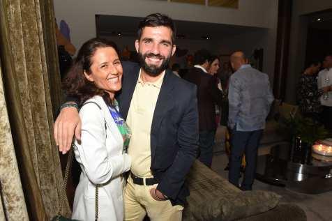 Michel Nitis e Veronique Claverie (1)