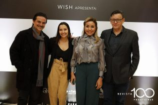 tnAlê Guerra, Julianne de Carvalho, Lilian e Carlos Grellmann