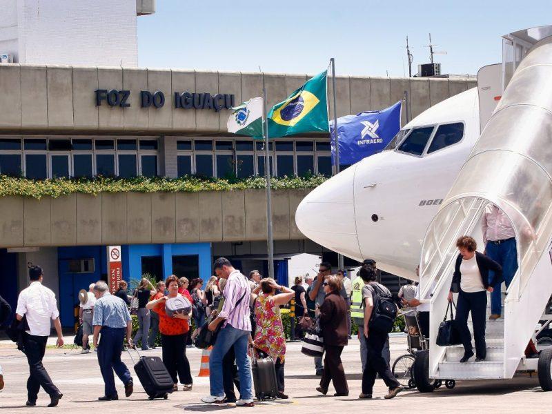 Aeroporto-de-Foz-do-Iguaçu-desembarque