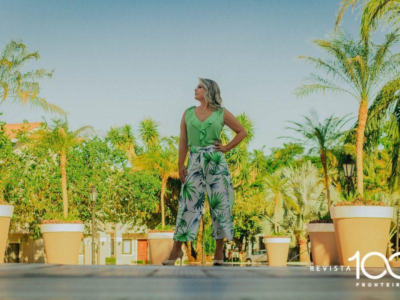 Ivoney Justina, Ensaio Fotográfico