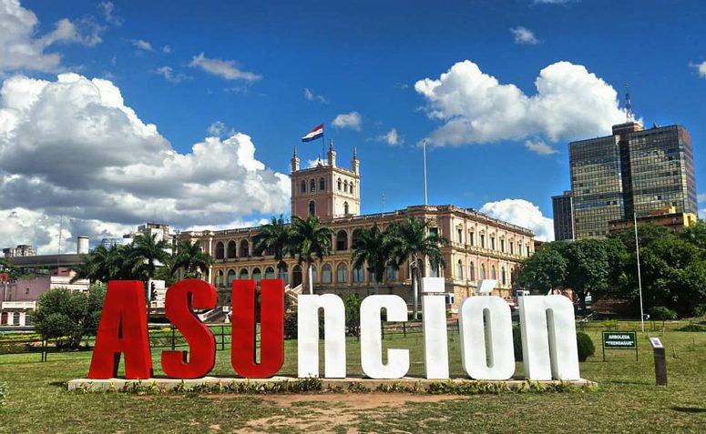 Assunção-capital-do-Paraguai