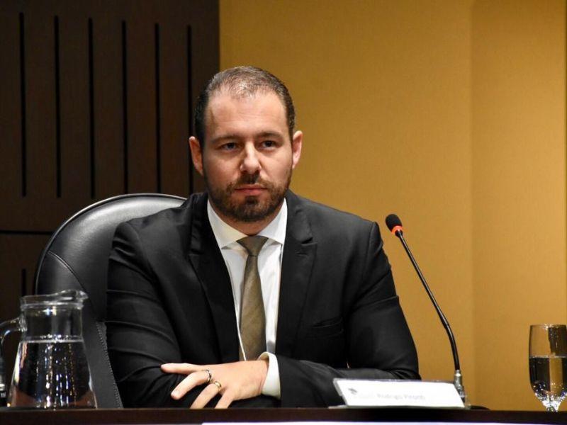 Rodrigo Pironti Aguirre de Castro, diretor executivo do IPDA - Foto: Bebel Ritzmann