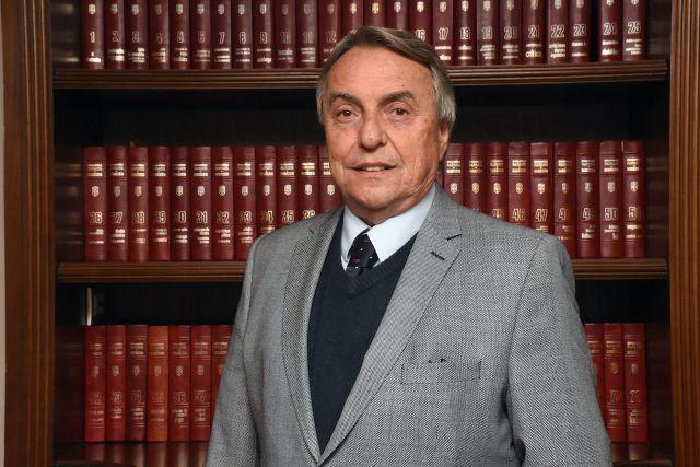 Romeu Felipe Bacellar Junior, presidente do Instituto de Direito Romeu Bacellar - Foto: Bebel Ritzmann