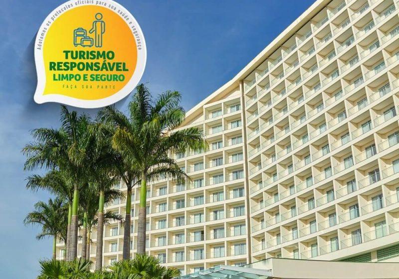 Fachada-Bourbon-Atibaia-Resort-ganha-selo-Turismo-Responsável