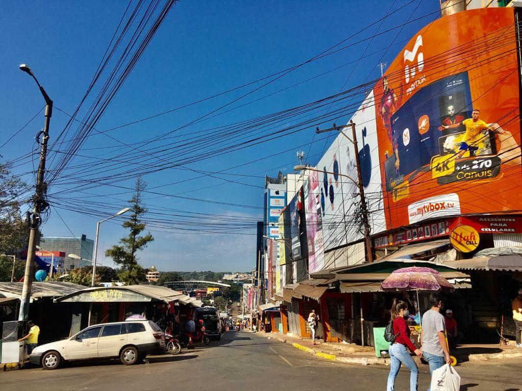 ciudad-del-este-cde-fronteira-paraguai-julho-2020-pandemia-foto