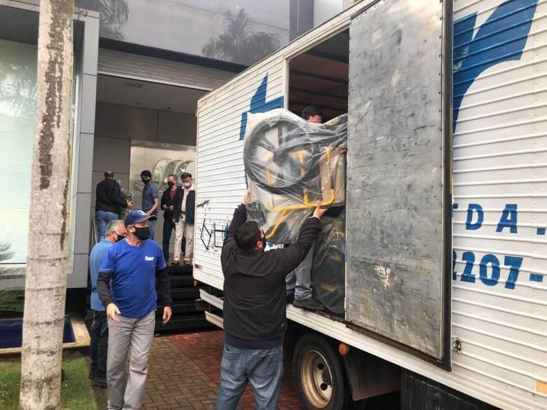 auxilio-eventual-itaipu-parceria-rotary-club-foz-entregam-cadeiras-de-rodas