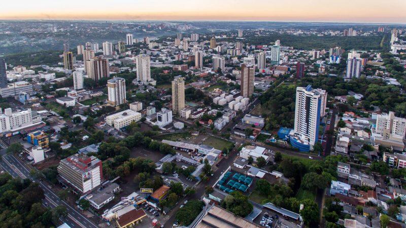 Cidade-Foz-do-Iguaçu-Paraná -Foto Kiko Sierich
