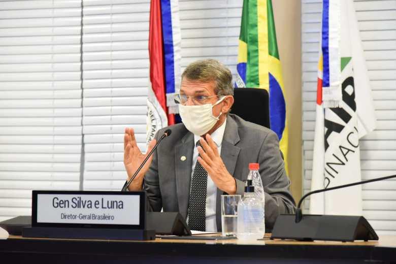 General Silva e Luna Itaipu Binacional