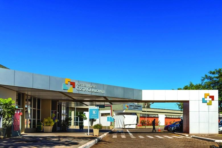 Hospital Municipal Ministro Costa Cavalcanti Foz