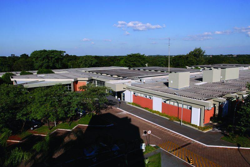 hospital Ministro Costa Cavalcanti vista aérea
