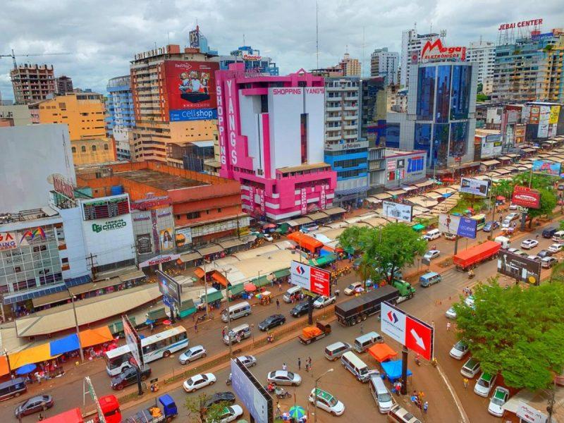 Paraguai - CDE