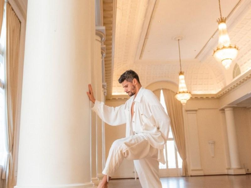 Thiago Soares é estrela da dança mundial