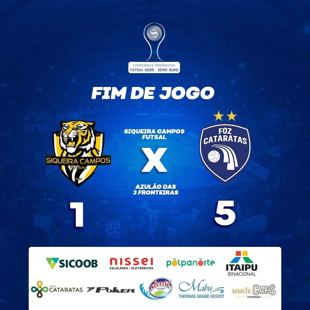 Foz-Cataratas-Futsal