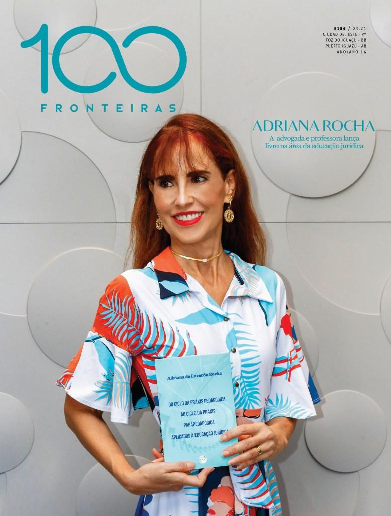 Capa 100fronteiras - dra. Adriana Rocha