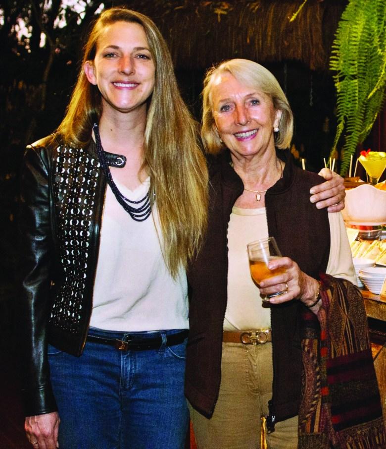Carmel e Anna Croukamp
