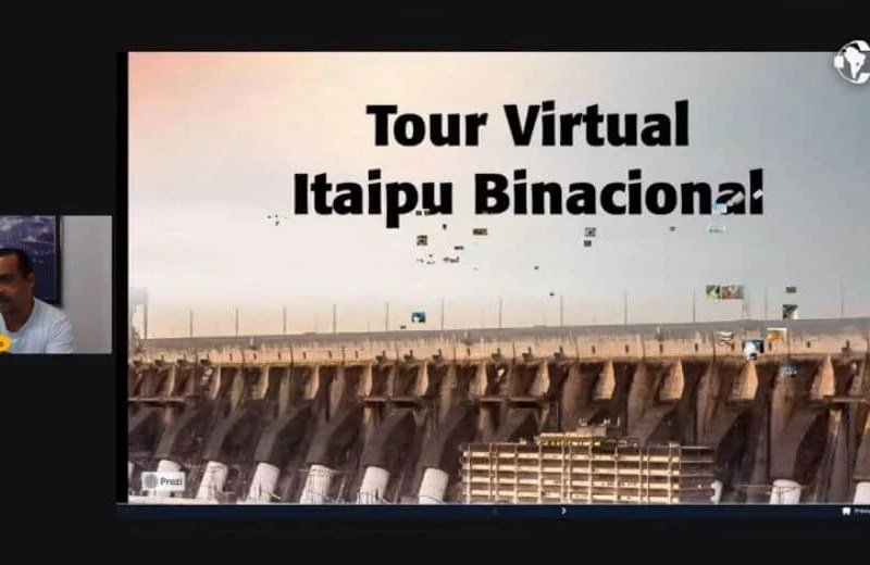 Tour virtual Itaipu Binacional