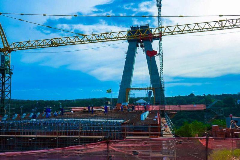 Segunda Ponte Brasil- PY