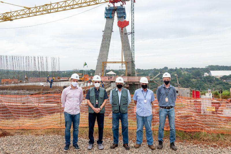 Investimento em obras estruturantes é a contribuição da Itaipu para o desenvolvimento do País
