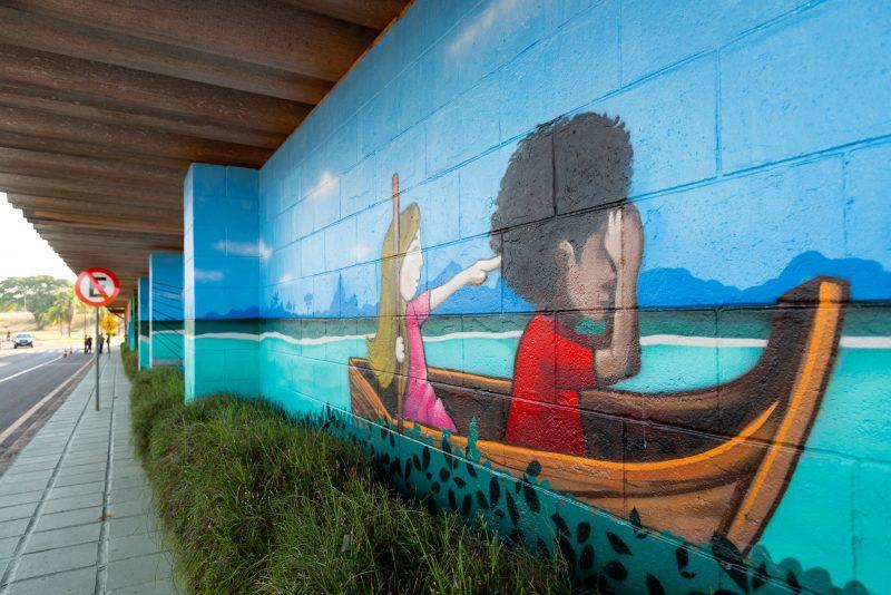 Na semana do aniversário, Itaipu lança projetos artísticos para toda a comunidade