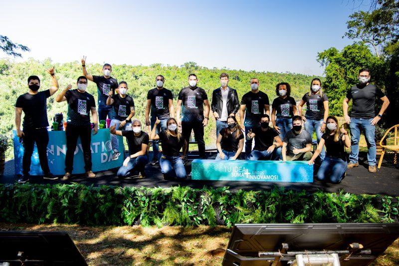 Semeando o futuro, o Grupo Sarabia aposta no desenvolvimento da inovação