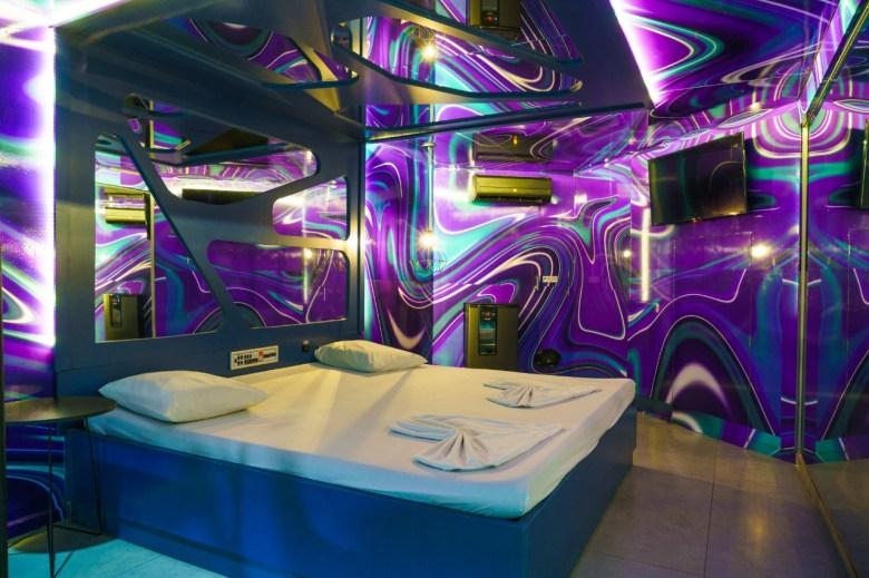 Suite New York em Foz do Iguaçu Motel Play Time