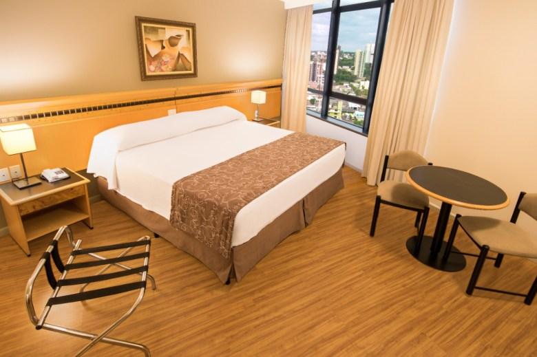 apartamento no Hotel Golden Park Internacional